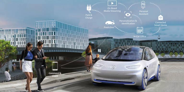 VW macht Autos zum rollenden App-Store