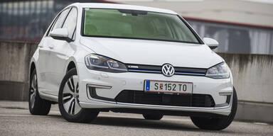 """Der """"neue"""" VW e-Golf im Test"""