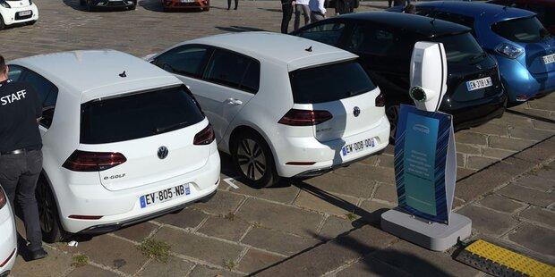 CO2-Reduktion setzt Autobauer unter Druck