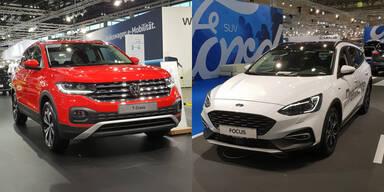 VW und Ford schmieden globale Allianz