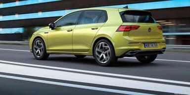 VW liefert den Golf 8 wieder aus