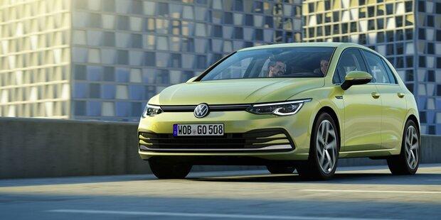 Alle Informationen zum neuen VW Golf VIII