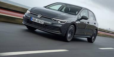 VW bringt den Golf 8 zum Kampfpreis