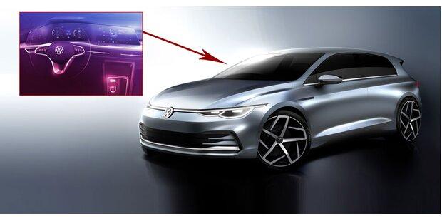 Offiziell: So sportlich wird der VW Golf VIII