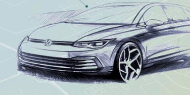 VW verrät Motoren des Golf VIII