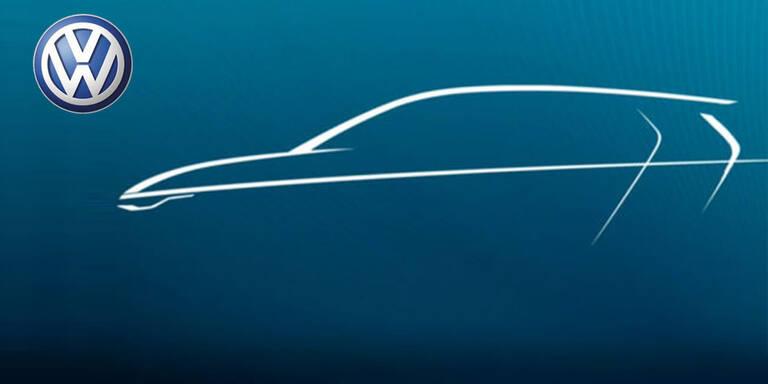 VW macht Golf VIII zum Hightech-Kompakten
