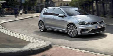 Neuzulassungen: VW Golf nur noch auf Platz 3