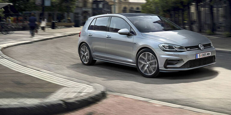 Neuzulassungen: VW Golf nur mehr auf Platz 3
