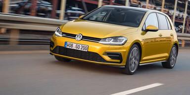 Die meistverkauften Autos des Jahres
