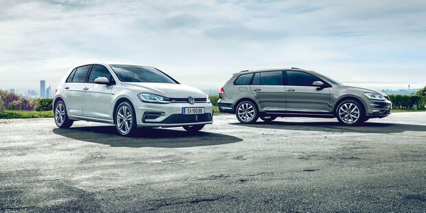 VW bringt den Golf