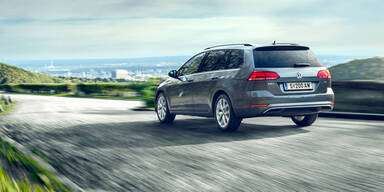 VW Golf ab sofort mit neuem Erdgasantrieb