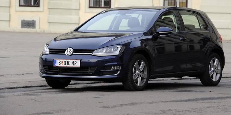VW verpasst dem Golf ein Facelift
