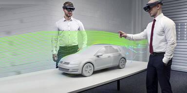 So werden Autos der Zukunft entwickelt