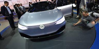 Neue Infos zu VWs Elektroautos