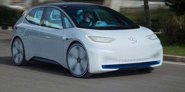 VW plant E-Auto für unter 20.000 Euro