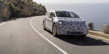 Hier fährt VWs günstiges E-Auto I.D.