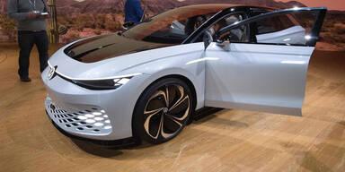 VW buttert weitere Milliarden in E-Autos