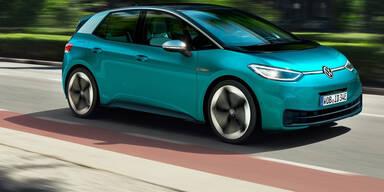 ID.3 ist da: VW startet Angriff auf Elektro-Massenmarkt