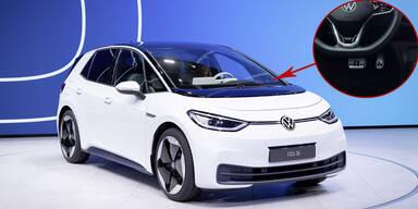 "VW ID.3 begeistert mit ""Easter Egg"""