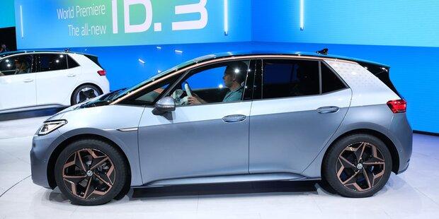 VW baut ID.3 auch in Gläserner Manufaktur