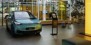 Bestellstart für den VW iD.3 1st Edition