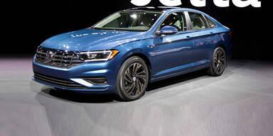 Marke VW stellte 2017 Absatzrekord auf