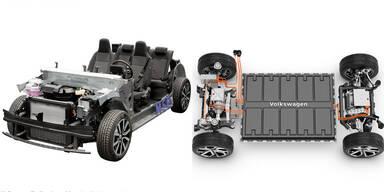 Europäische Allianz für E-Auto-Batterien