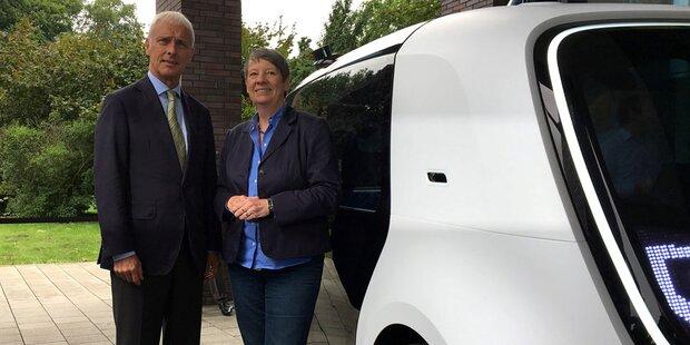 VW will 4 Mio. weitere Dieselautos umrüsten