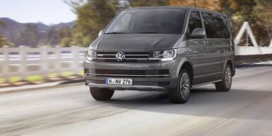 VW macht Multivan & Caddy Pkw günstiger