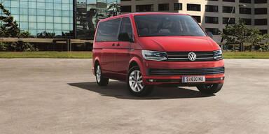VW bringt den T6 Multivan Austria