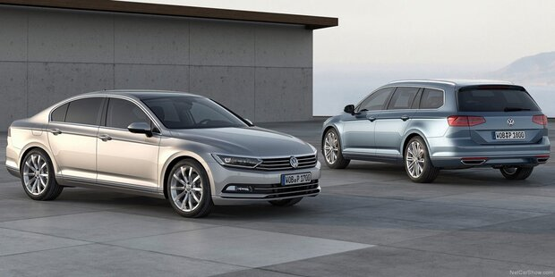Passat-Flaute: VW drosselt Produktion