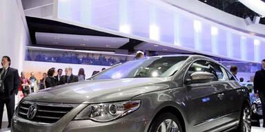 VW will mit neuem Passat CC ins Luxussegment