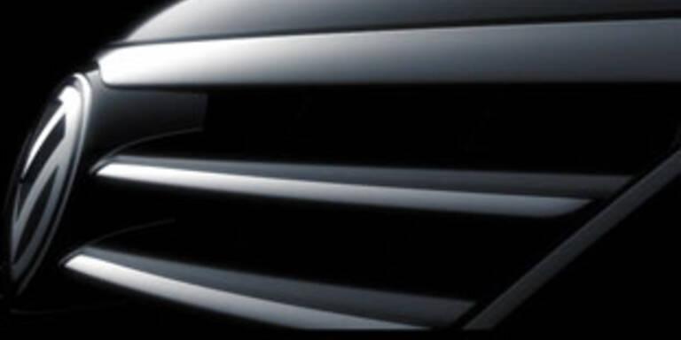 Erste Bilder des kommenden VW Passat Coupe