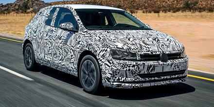Fotos, Video & Infos vom völlig neuen VW Polo