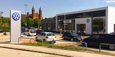VW strafft sein Händlernetz