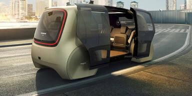 VW forciert jetzt seine Roboterautos