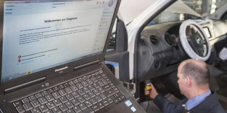VW-Diesel-Skandal: 70 % der Autos umgerüstet