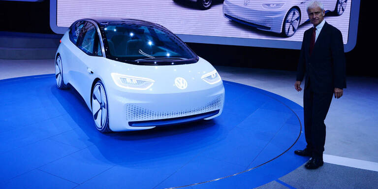 VW steckt 34 Mrd. Euro in Elektroautos