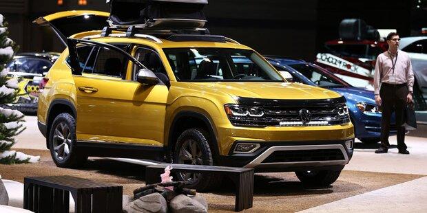 VW USA verkauft wieder deutlich mehr Autos