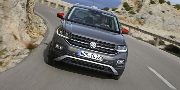 VW T-Cross startet mit neuem Top-Motor