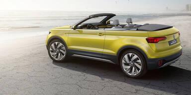VW bringt tatsächlich ein SUV-Cabrio