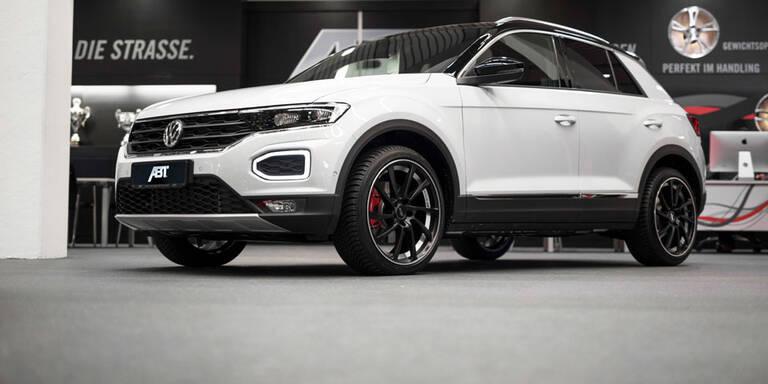 Neuer VW T-Roc mit 228 PS Top-Benziner