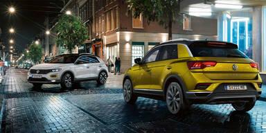 Neuer VW T-Roc kostet weniger als der Golf