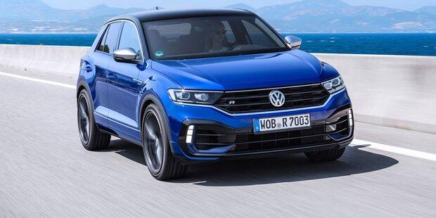 Startschuss für den neuen VW T-Roc R
