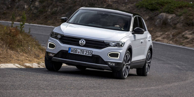 Der neue VW T-Roc im Test