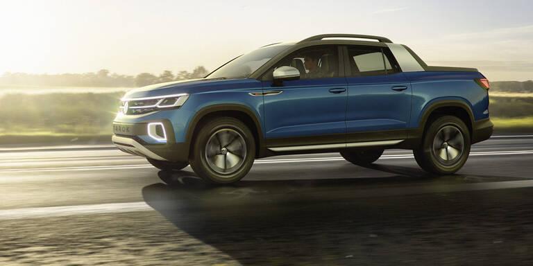 VW bringt neuen Lifestyle-Pick-up