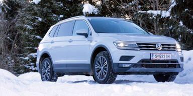 VW hat bereits 5 Mio. Tiguan verkauft