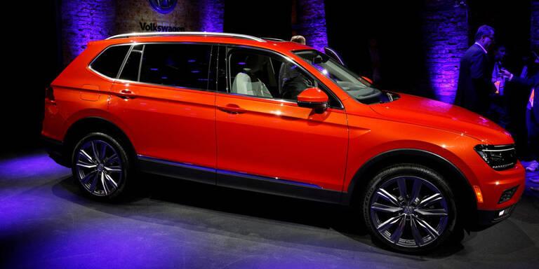 VW und Audi rufen Tiguan und A4 zurück