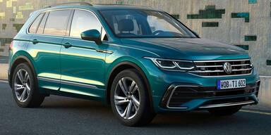 "Alle Infos zum ""neuen"" VW Tiguan"