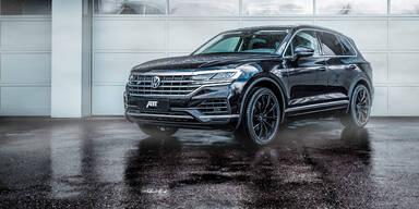 Mehr Leistung für den neuen VW Touareg